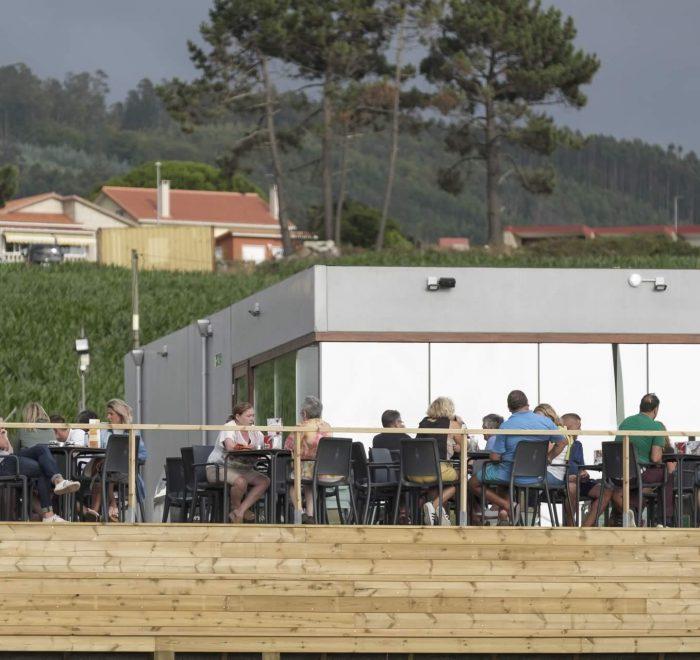 Cafetería Camping A Lagoa