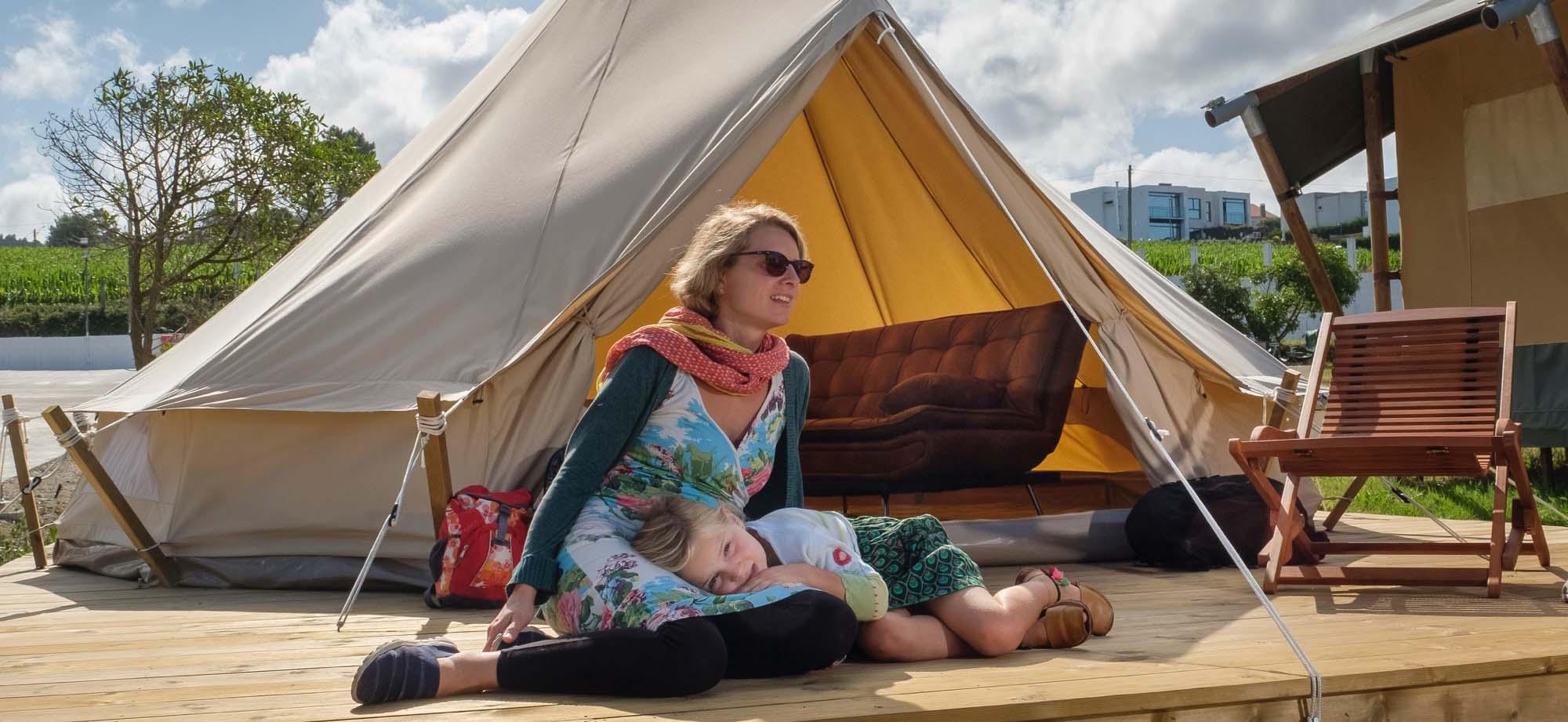 Camping A Lagoa